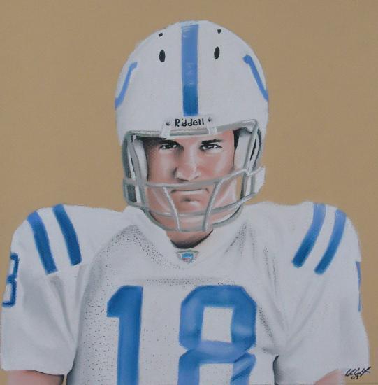 Peyton Manning par Edco